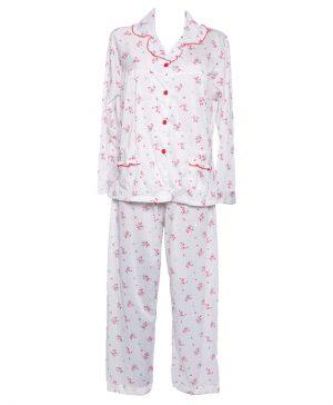 Pyjama klassiek Roze