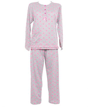 Pyjama Schoppen Roze