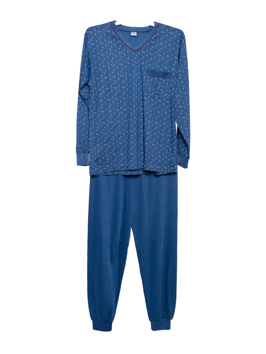 Heren Pyjama voordelig zonder knoop